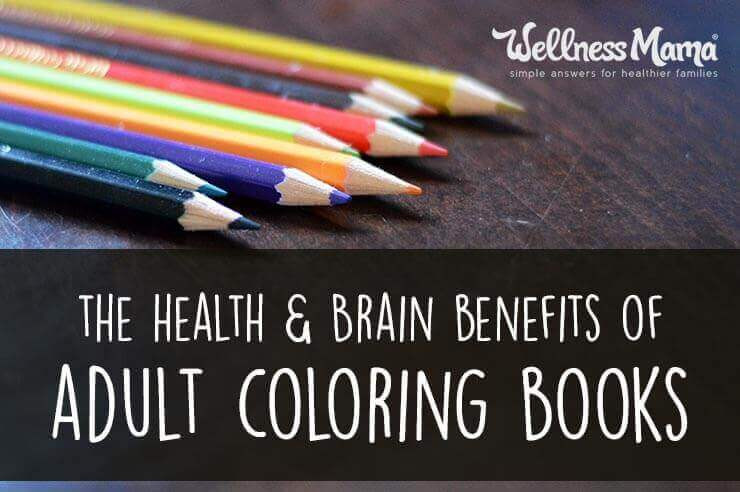 Benefits Of Adult Coloring Books  Health Benefits of Adult Coloring Books