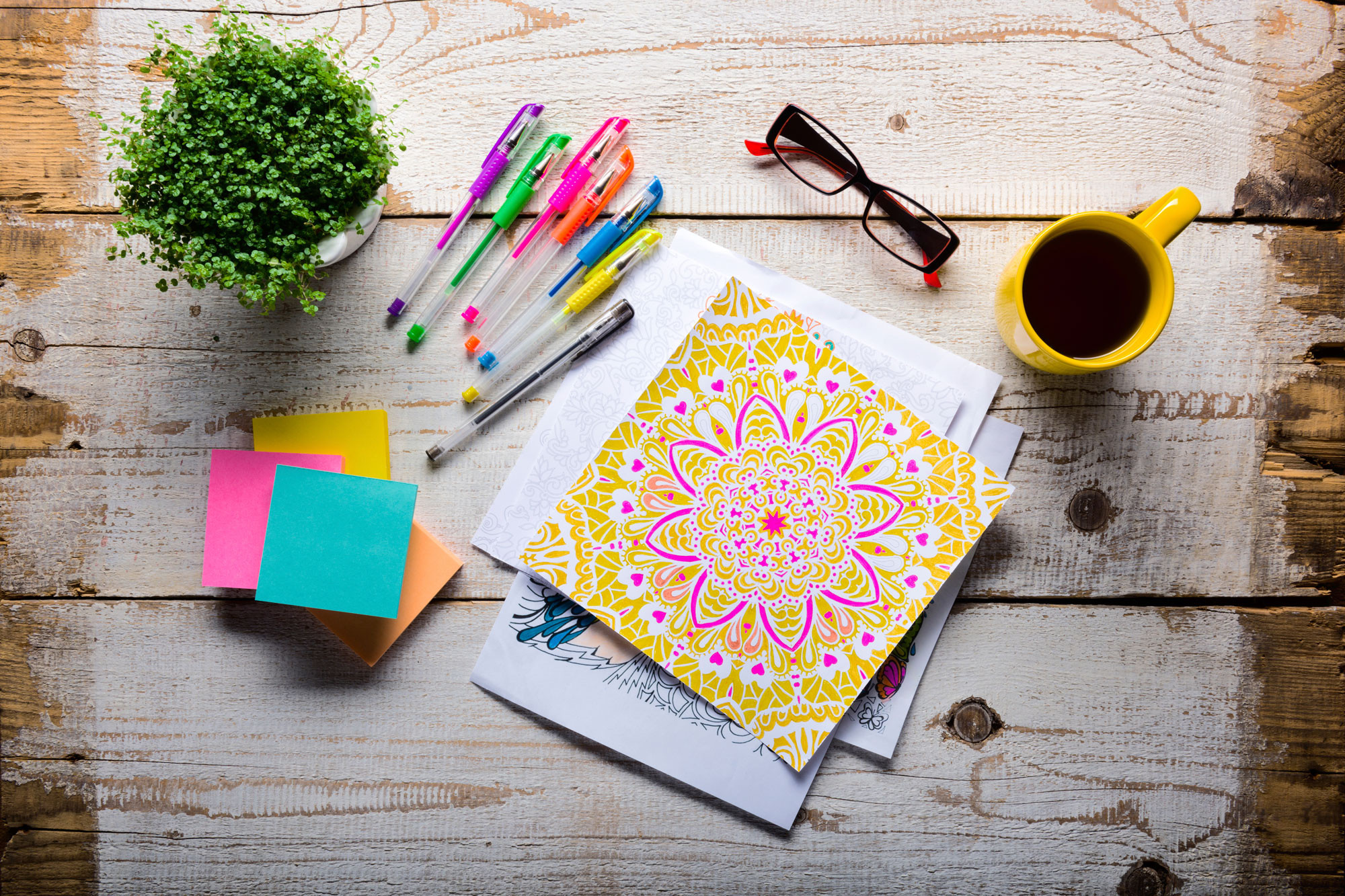 Benefits Of Adult Coloring Books  5 Benefits of Adult Coloring Books