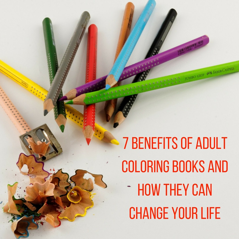 Benefits Of Adult Coloring Books  7 Benefits of adult coloring books and how they can change
