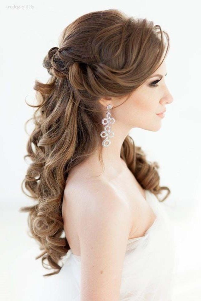 Best Bridesmaid Hairstyles  15 Inspirations of Long Hairstyles Bridesmaid