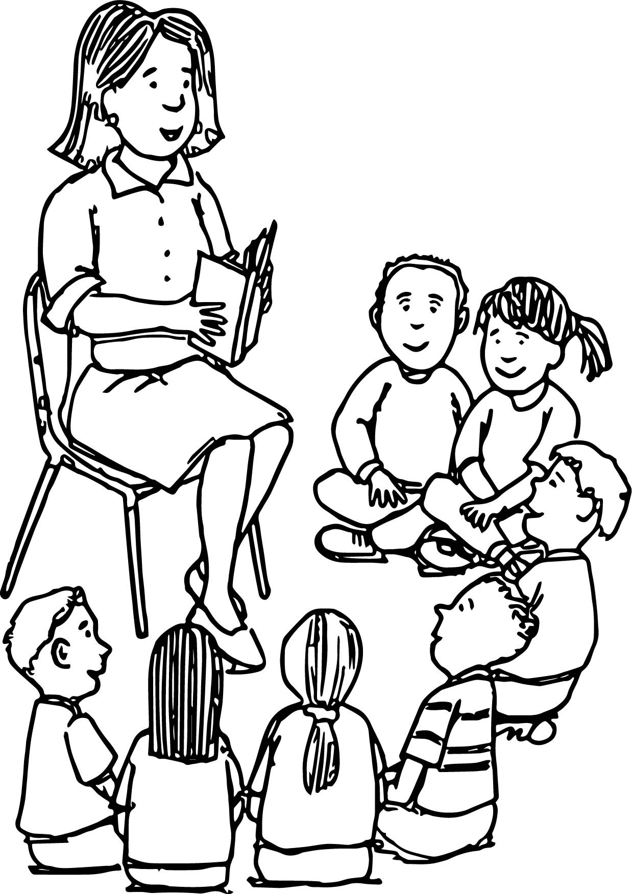 Best Coloring Books For Toddlers  Teacher Coloring Pages Best Coloring Pages For Kids
