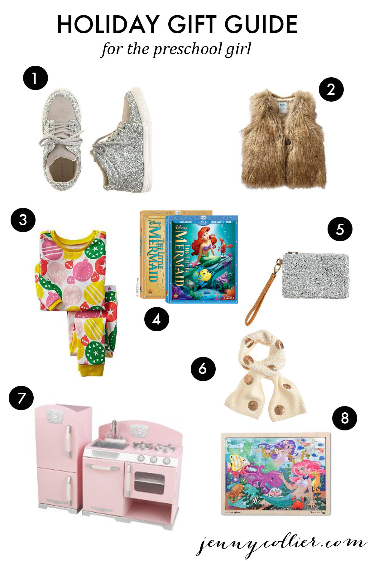 Best Gift Ideas For Girls  Holiday Gift Ideas for Girls jenny collier blog