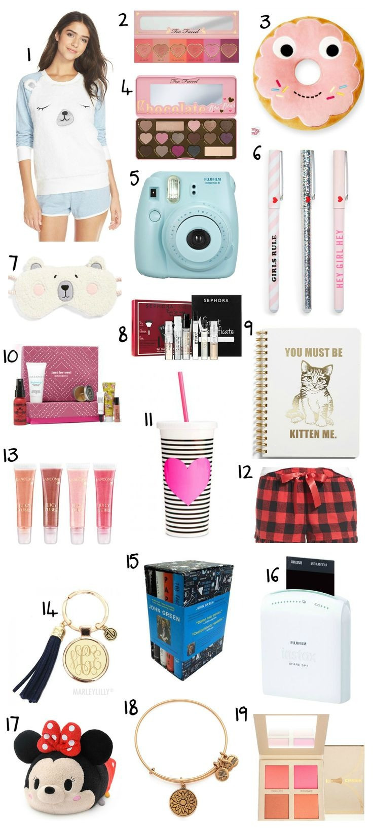 Best Gift Ideas For Girls  What To Get A Teenage Girl For Christmas