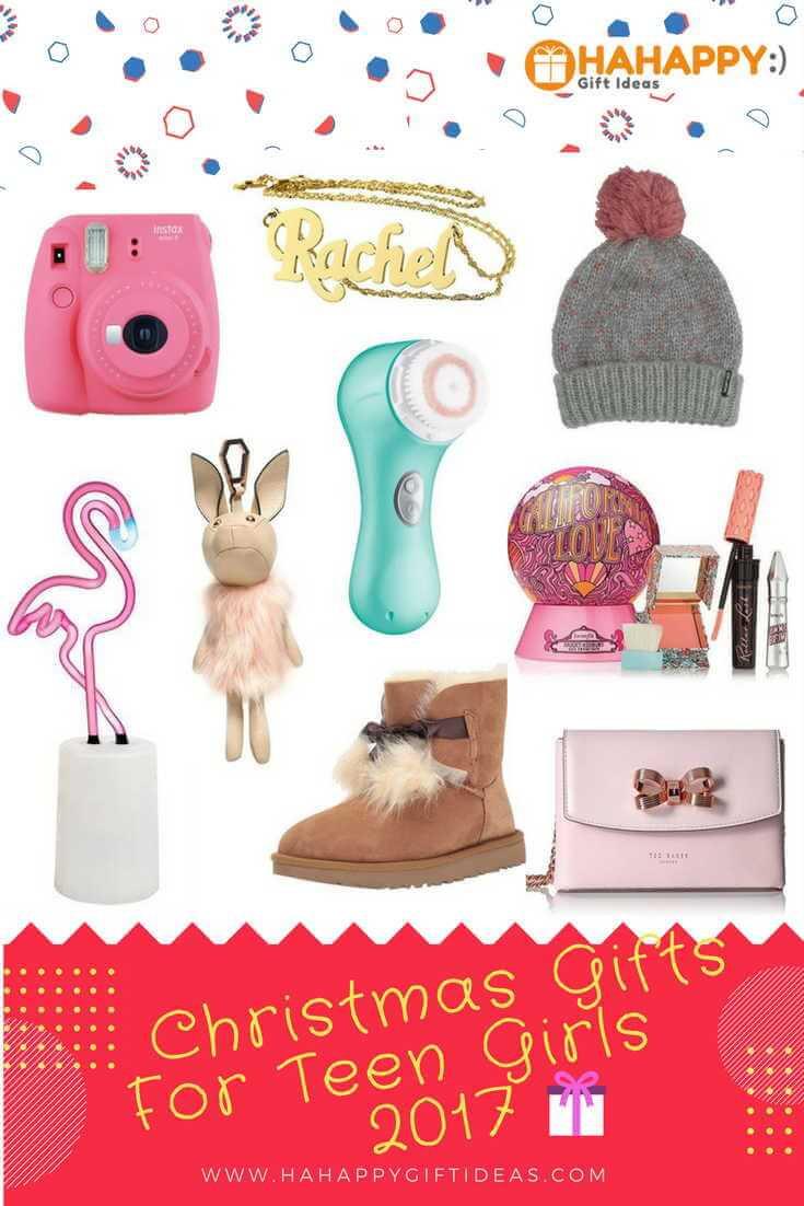 Best Gift Ideas For Girls  26 Best Christmas Gift Ideas For Teen Girls 2017 Cute