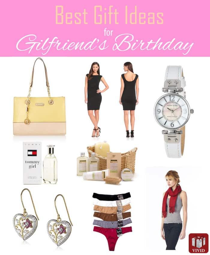 Best ideas about Best Girlfriend Gift Ideas . Save or Pin Best Gift Ideas for Girlfriend s Birthday Vivid s Now.