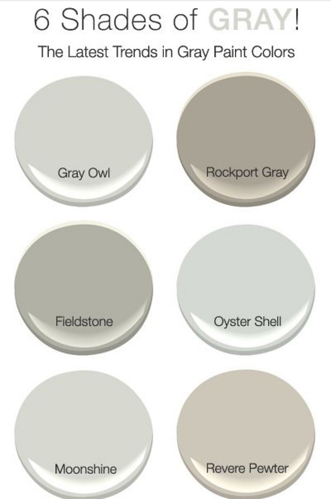Best ideas about Best Grey Paint Colors . Save or Pin Bedroom Design Interior Design Ideas Home Bunch Now.
