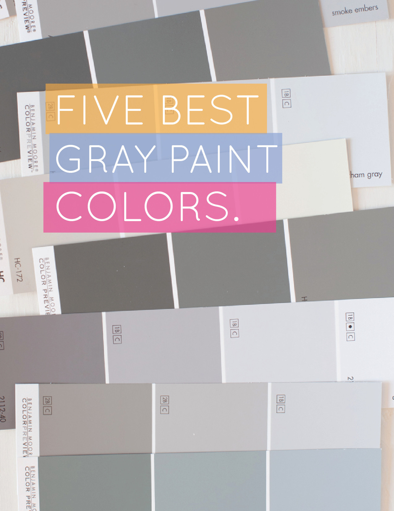 Best ideas about Best Grey Paint Colors . Save or Pin Alice and Lois5 best gray paint colors Now.
