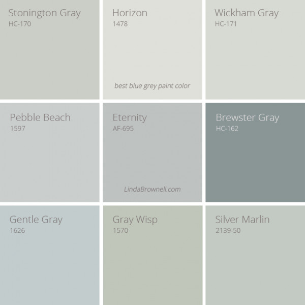 Best ideas about Best Grey Paint Colors . Save or Pin 9 Fascinating Best Blue Gray Paint Color Choices for Any Now.