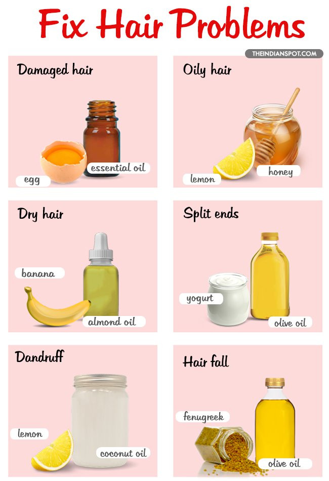 Best Hair Mask For Damaged Hair DIY  6 SUPER EFFECTIVE DIY HAIR MASKS TO SOLVE YOUR HAIR