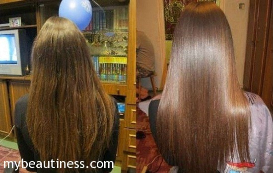 Best Hair Mask For Damaged Hair DIY  Lamination is the Best Homemade Hair Treatment for Damaged