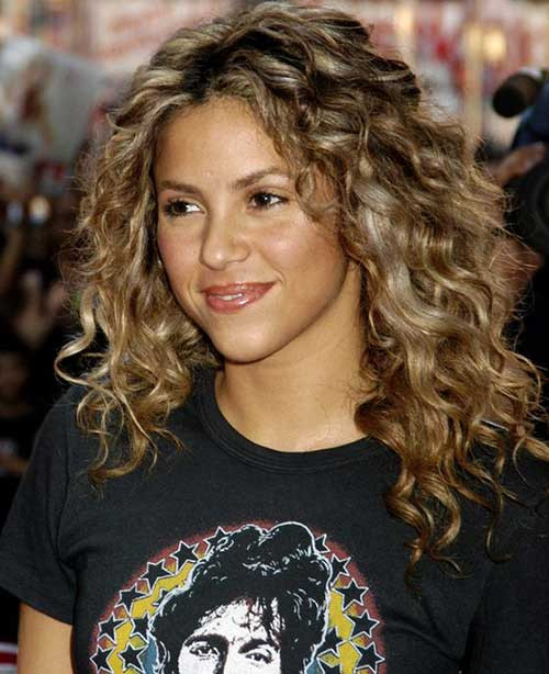 Best Haircuts For Naturally Curly Hair  25 Curly Layered Haircuts