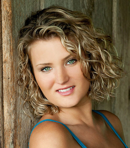 Best Haircuts For Naturally Curly Hair  30 Best Short Curly Hairstyles 2014