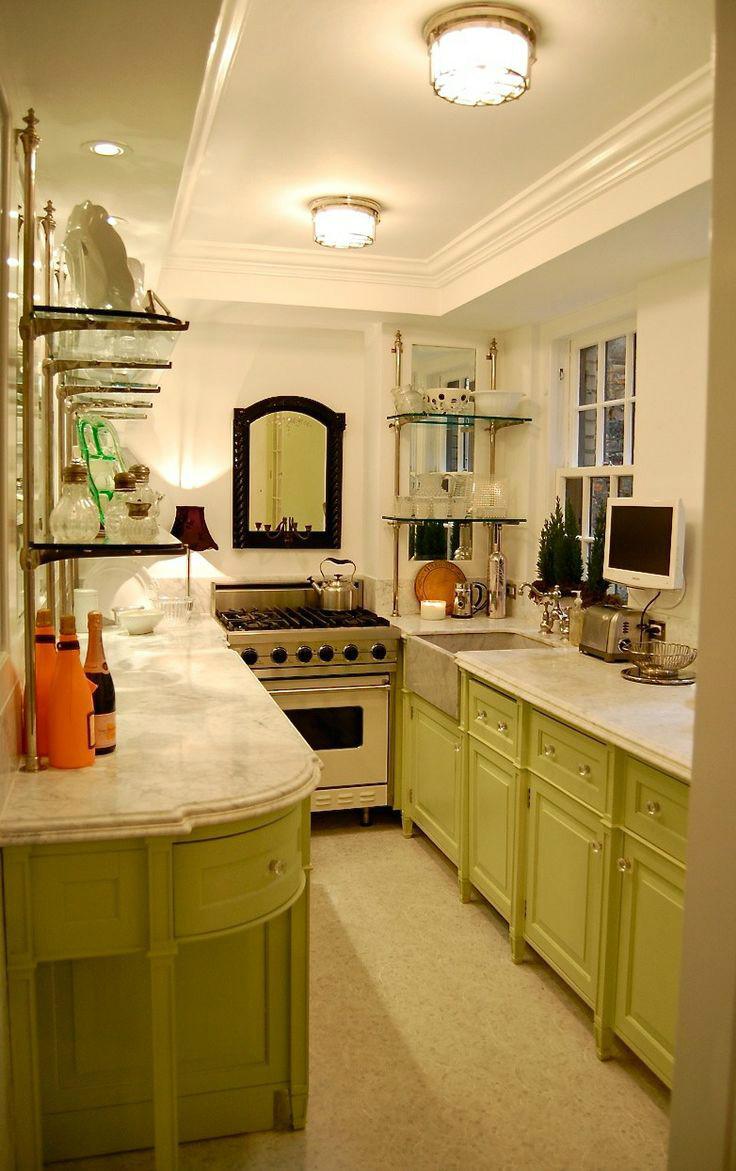 Best ideas about Best Kitchen Ideas . Save or Pin 47 Best Galley Kitchen Designs Decoholic Now.