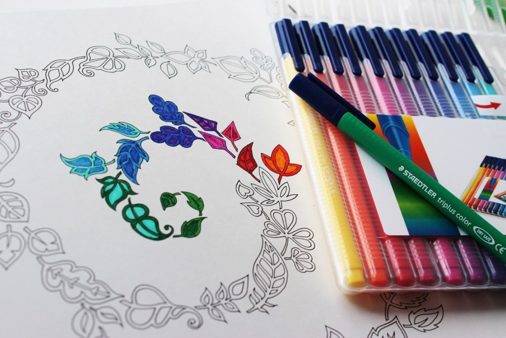 Best Markers For Adult Coloring Books  plete Guide to Adult Coloring Supplies How to Color