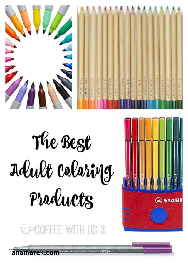 Best Markers For Adult Coloring Books  Best Markers For Adult Coloring Books coloring page