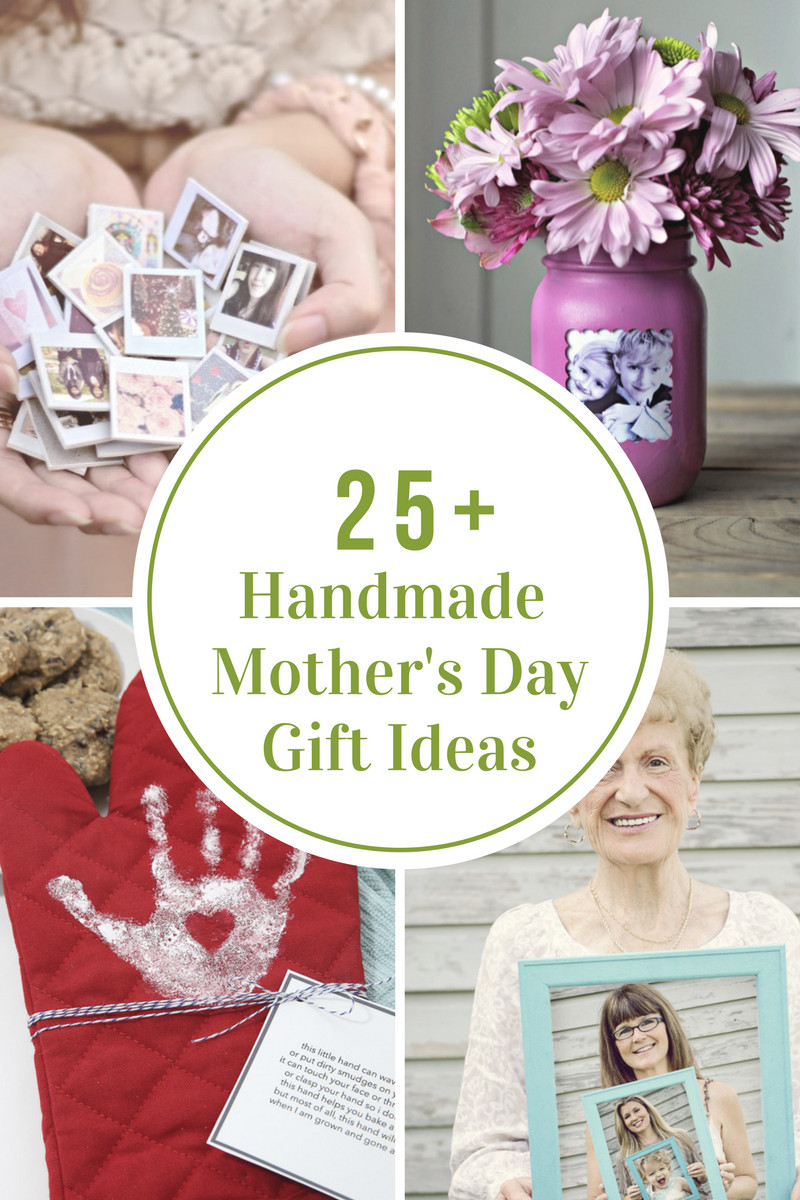 Best Mothers Day Gift Ideas  43 DIY Mothers Day Gifts Handmade Gift Ideas For Mom
