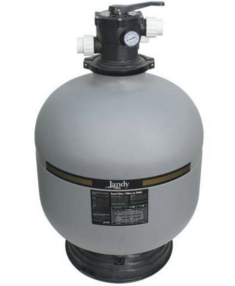 "Best ideas about Best Pool Filters For Inground Pools . Save or Pin NEW JANDY SFTM25 25"" InGround Swimming Pool Sand Filter Now."