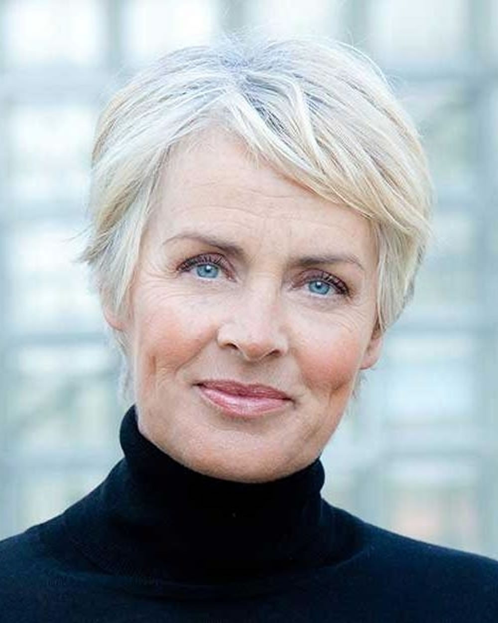 Best Short Haircuts For Older Women  Older women's short hairstyles and hair colors for 2019