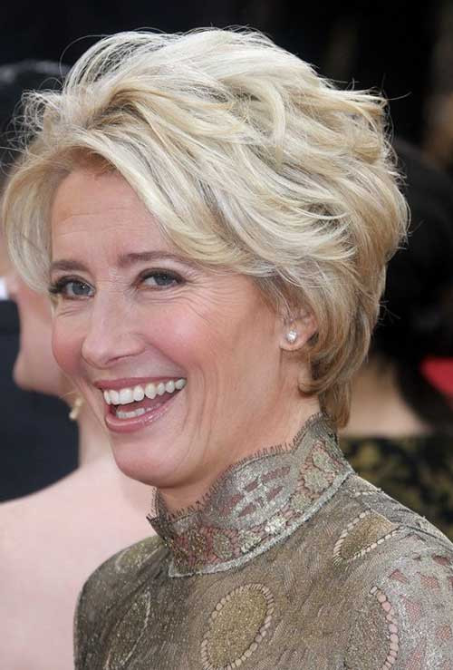 Best Short Haircuts For Older Women  Simple Short Hairstyles for Older Women