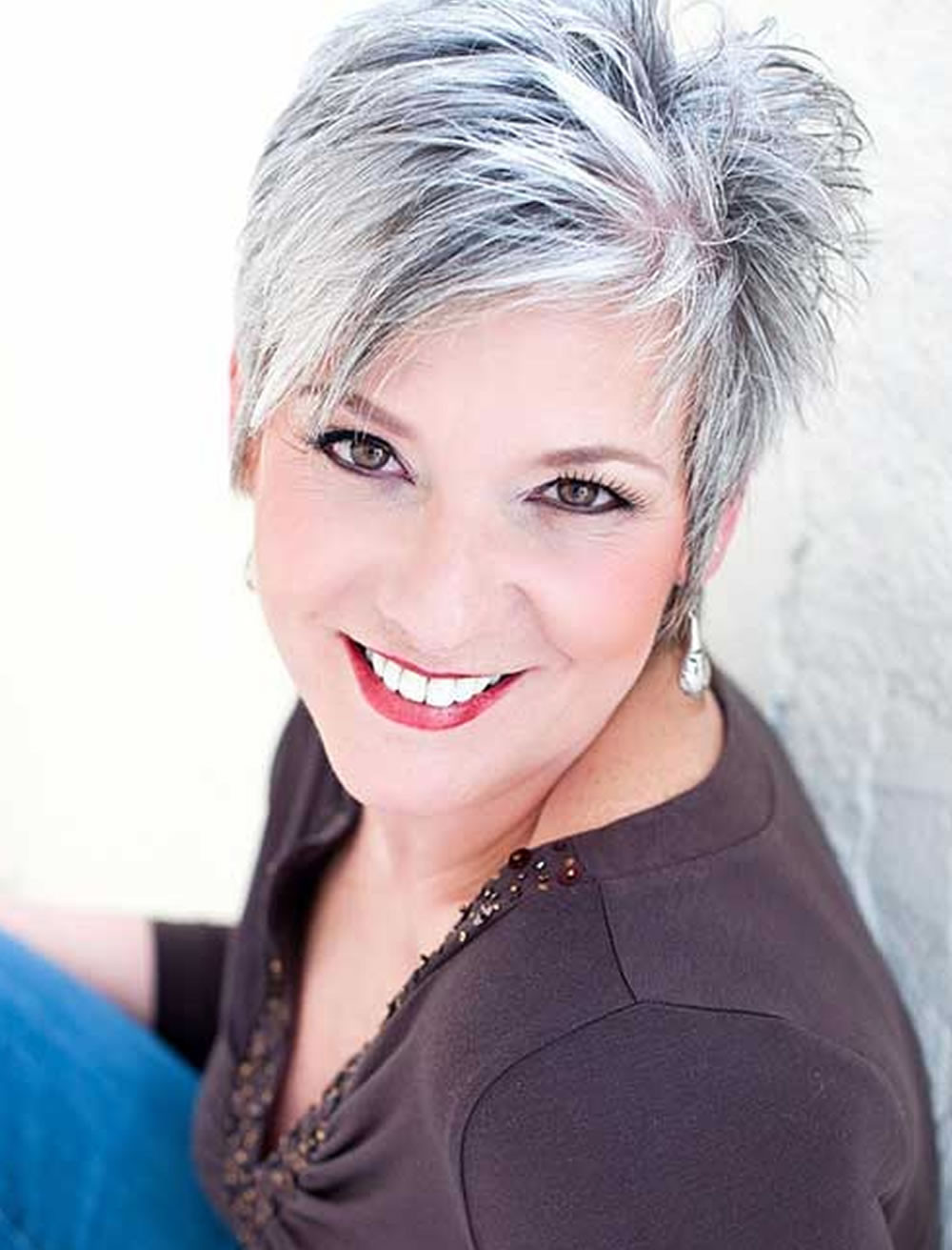 Best Short Haircuts For Older Women  33 Top Pixie Hairstyles for Older Women