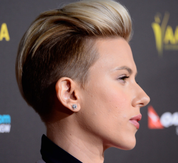 Best Undercut Hairstyles  Best Celebrity Undercut Hairstyles