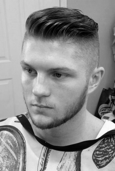 Best Undercut Hairstyles  40 Slicked Back Undercut Haircuts For Men Manly Hairstyles