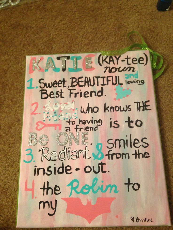 Bff Birthday Gift Ideas  467 best DIY Gifts for Best Friends images on Pinterest