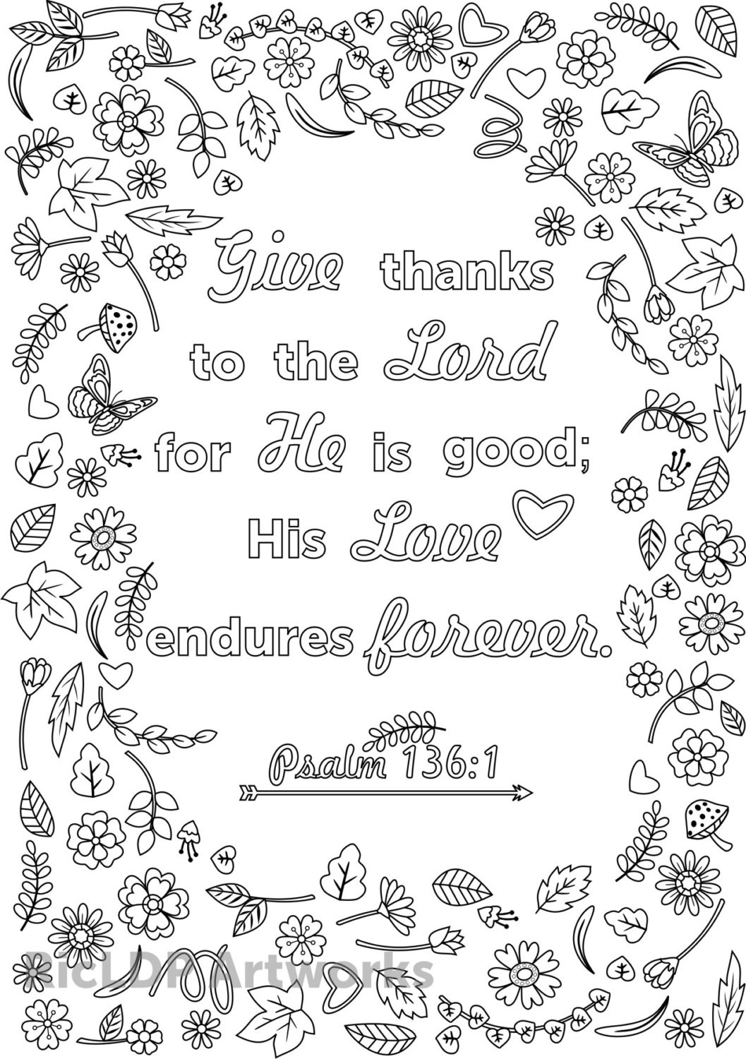 Bible Verses Coloring Pages For Adults  Three Bible Verse Coloring Pages for Adults Printable