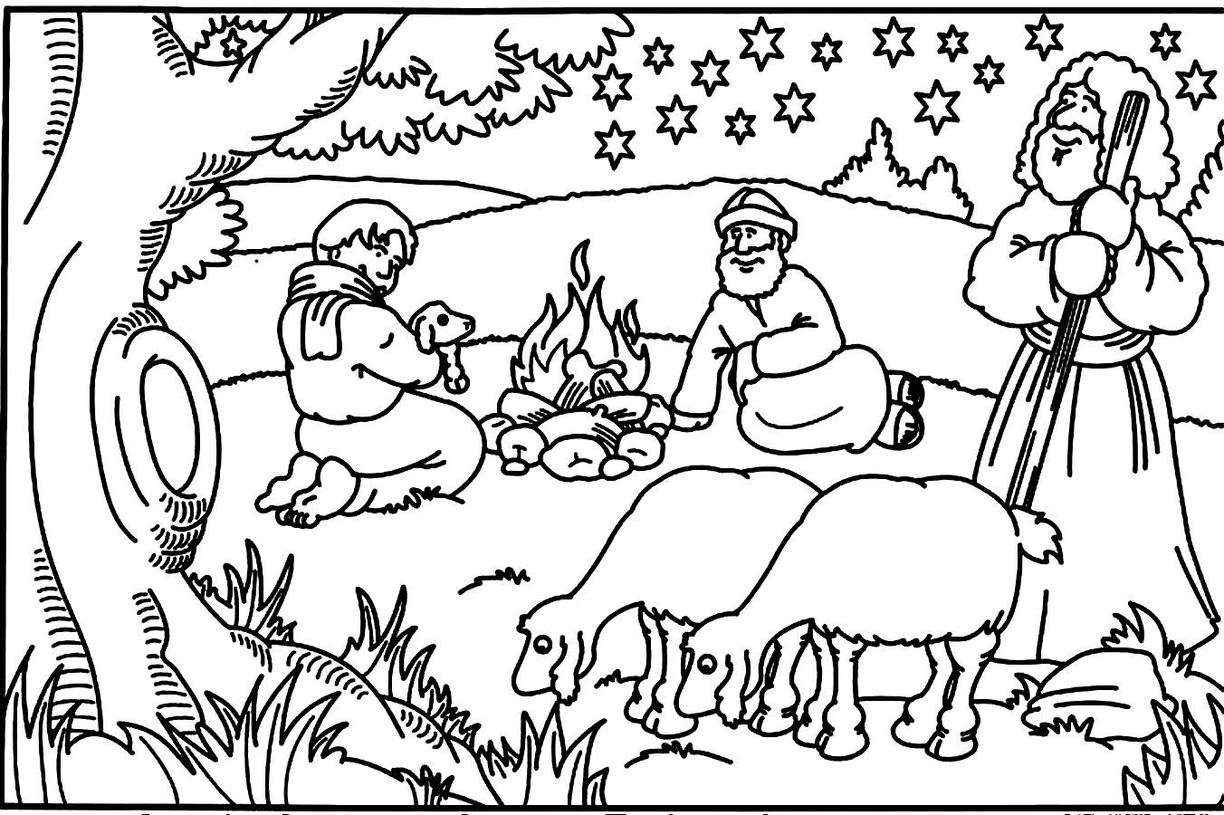 Bibles Study Coloring Sheets For Kids  Children Bible Stories Coloring Pages Coloring Home