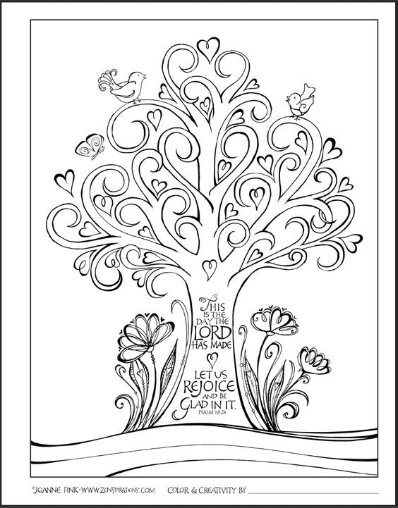 Biblical Coloring Pages For Adults  Scripture Adult Coloring Pages Cross Sketch Coloring Page
