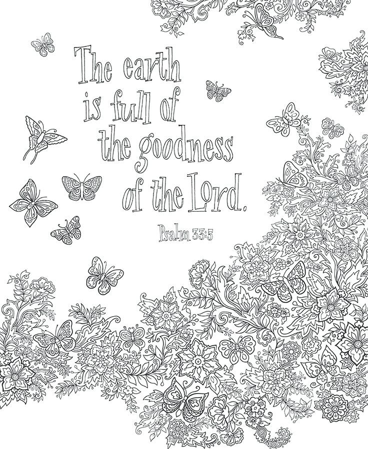 Biblical Coloring Pages For Adults  home improvement Scripture coloring pages Coloring Page