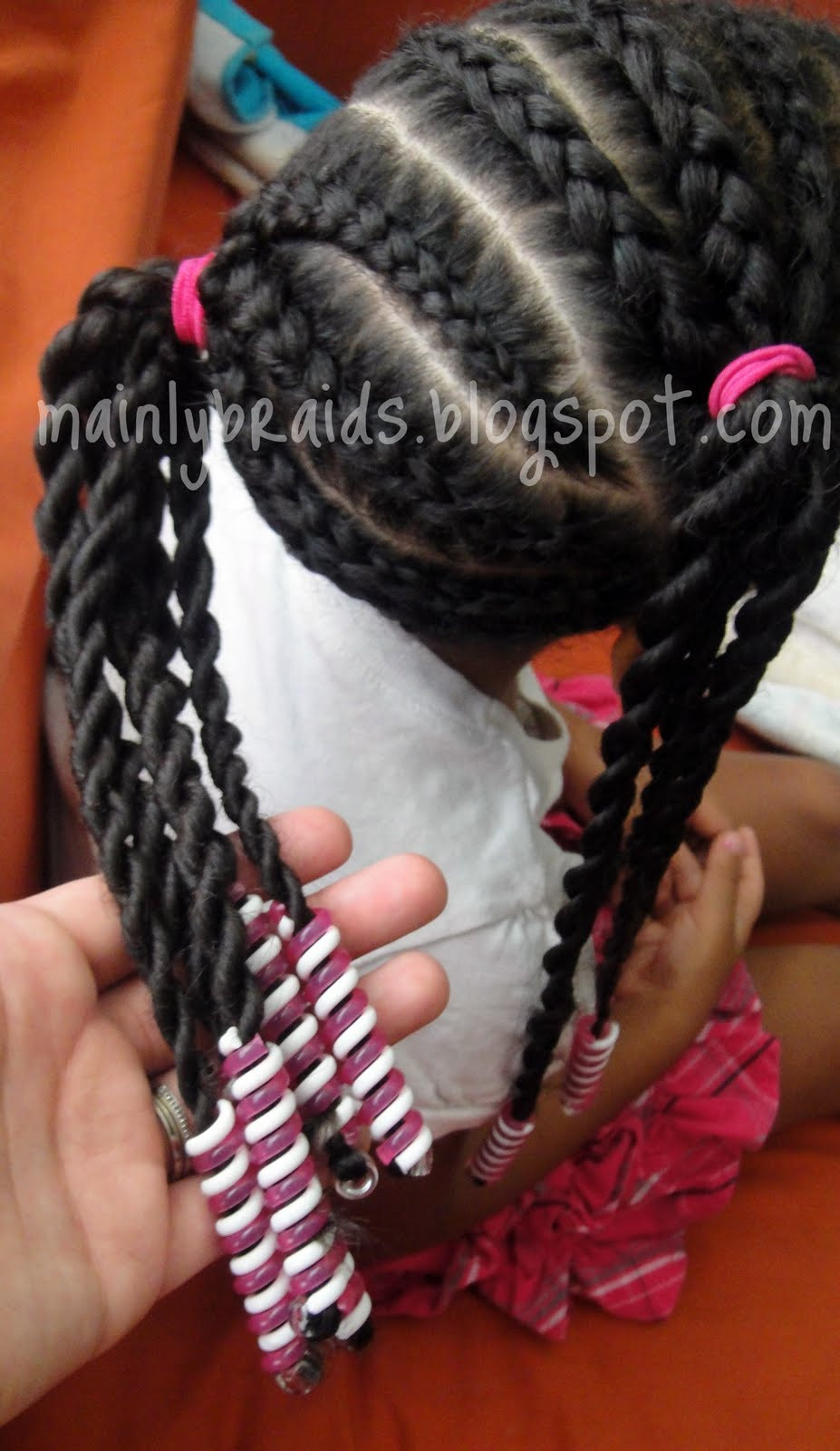 Best ideas about Big Braid Little Braid Hairstyles . Save or Pin mainly braids product review sidewinders Now.
