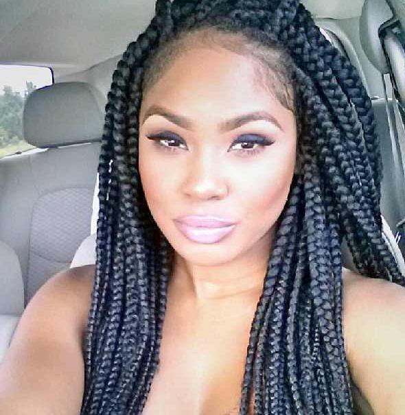 Big Cornrows Braids Hairstyles  27 Big Braids Hairstyles For Women