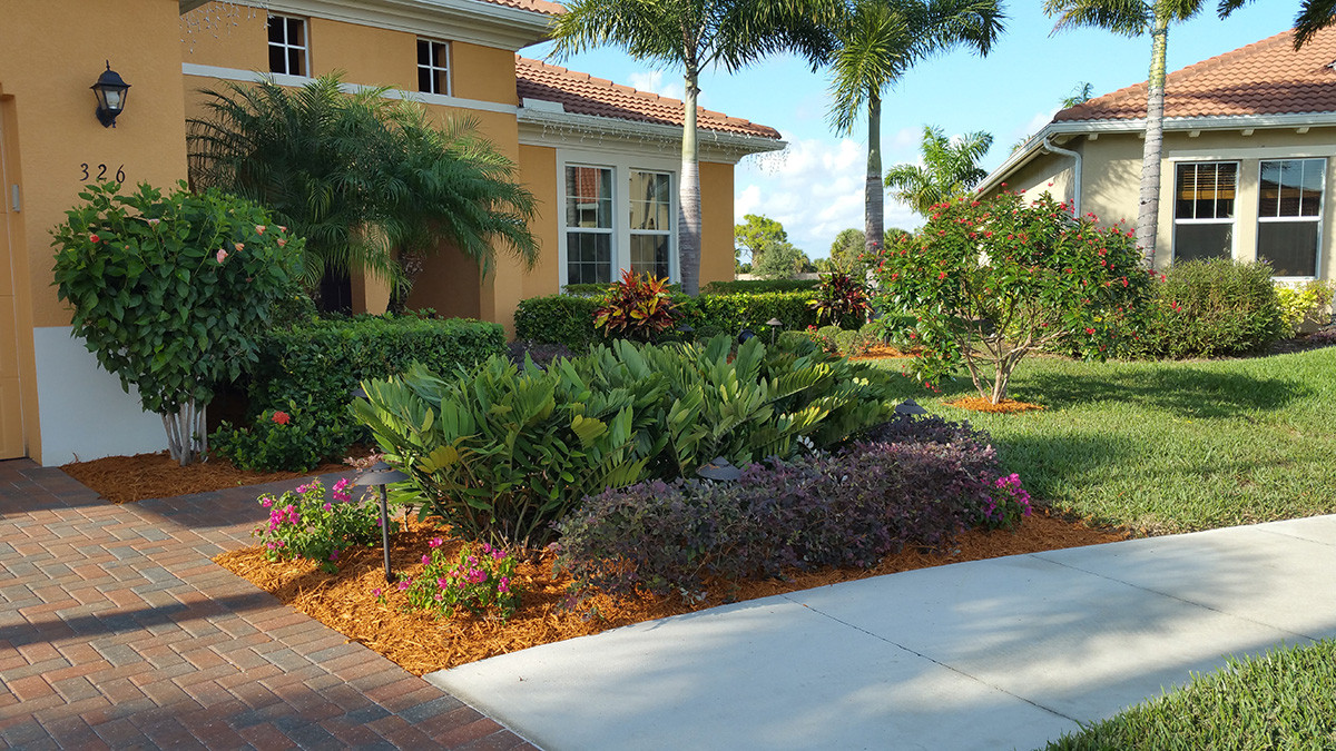 Best ideas about Big Earth Landscape Supply . Save or Pin Gold Mulch Now.