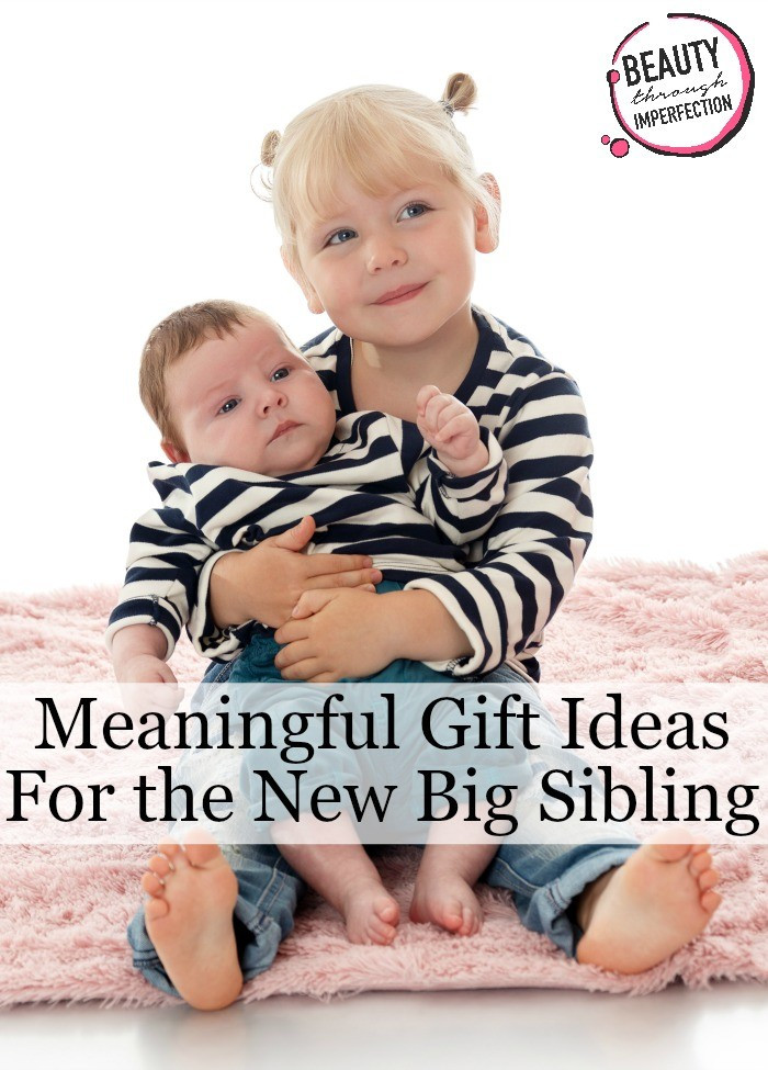 Big Sister Gift Ideas From New Baby  5 Gift Ideas for the New Big Brother or New Big Sister