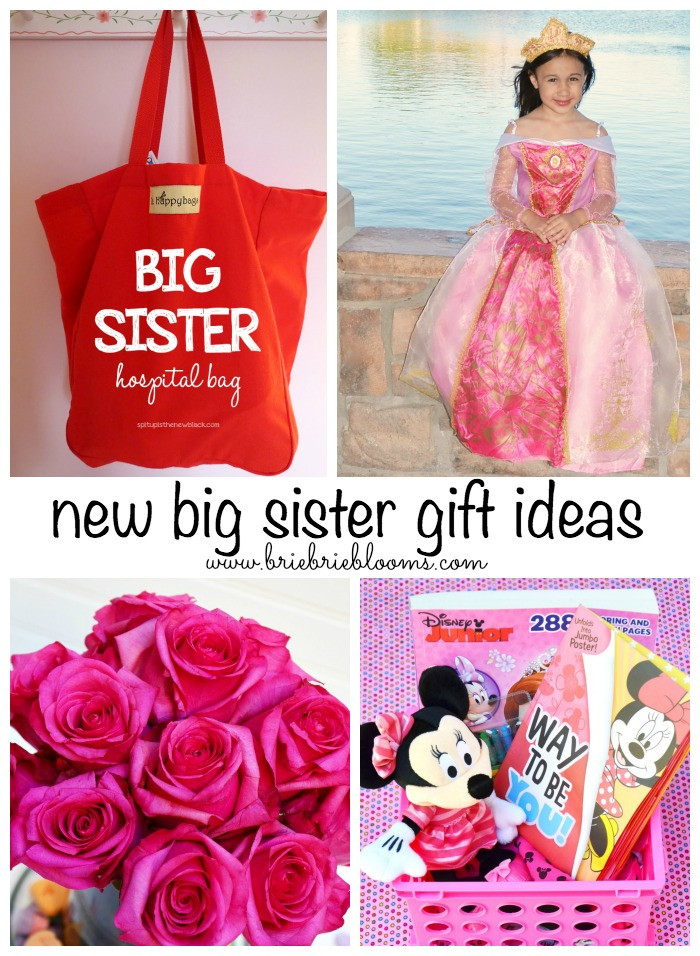 Big Sister Gift Ideas From New Baby  Tips for the transition from only child to sibling Brie