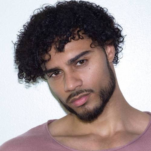 Best ideas about Biracial Hairstyles Male . Save or Pin 40 Stirring Curly Hairstyles for Black Men Now.