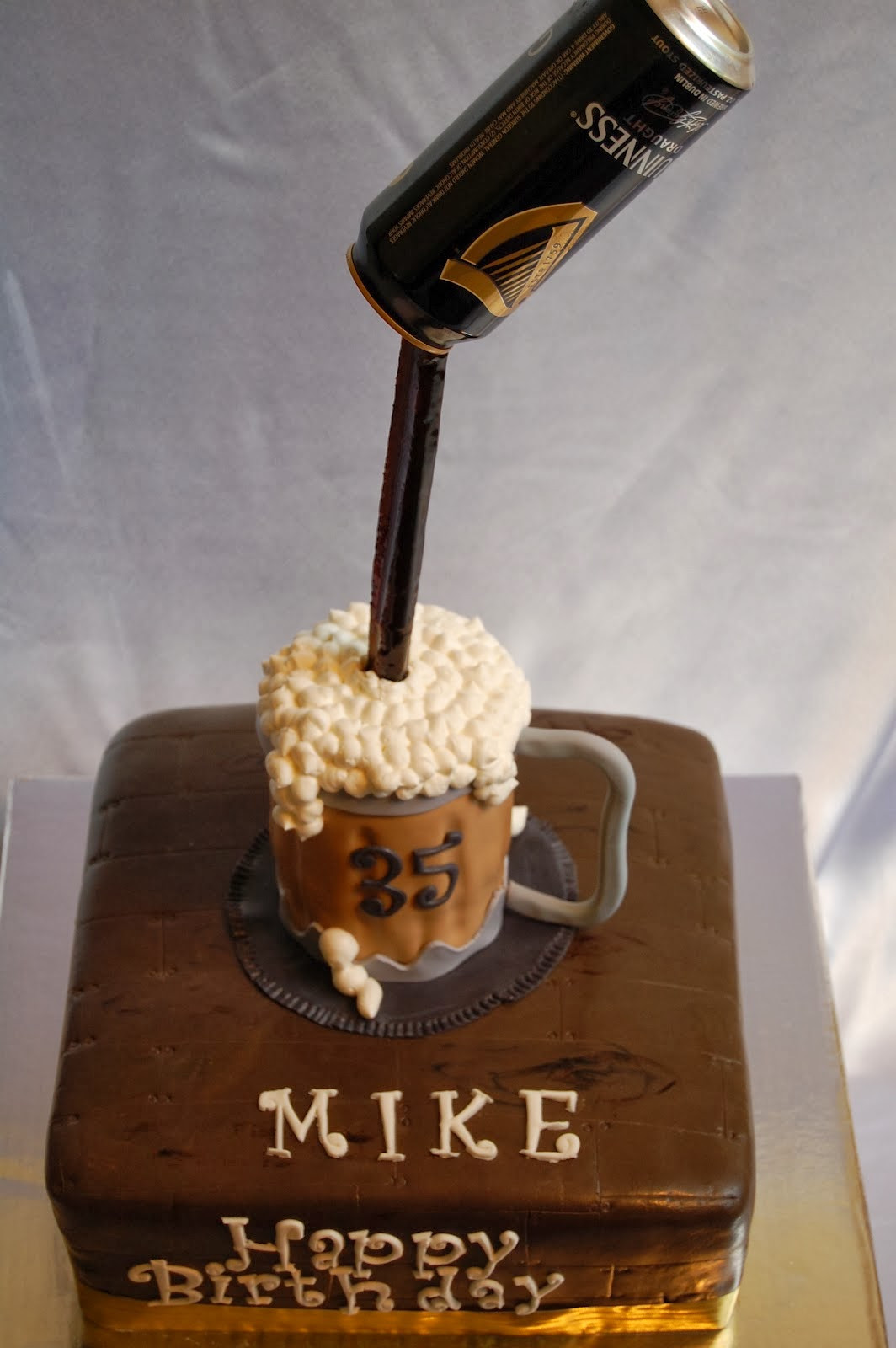 Best ideas about Birthday Beer Cake . Save or Pin The Corner Booth Birthdays Beer and Boluses Now.