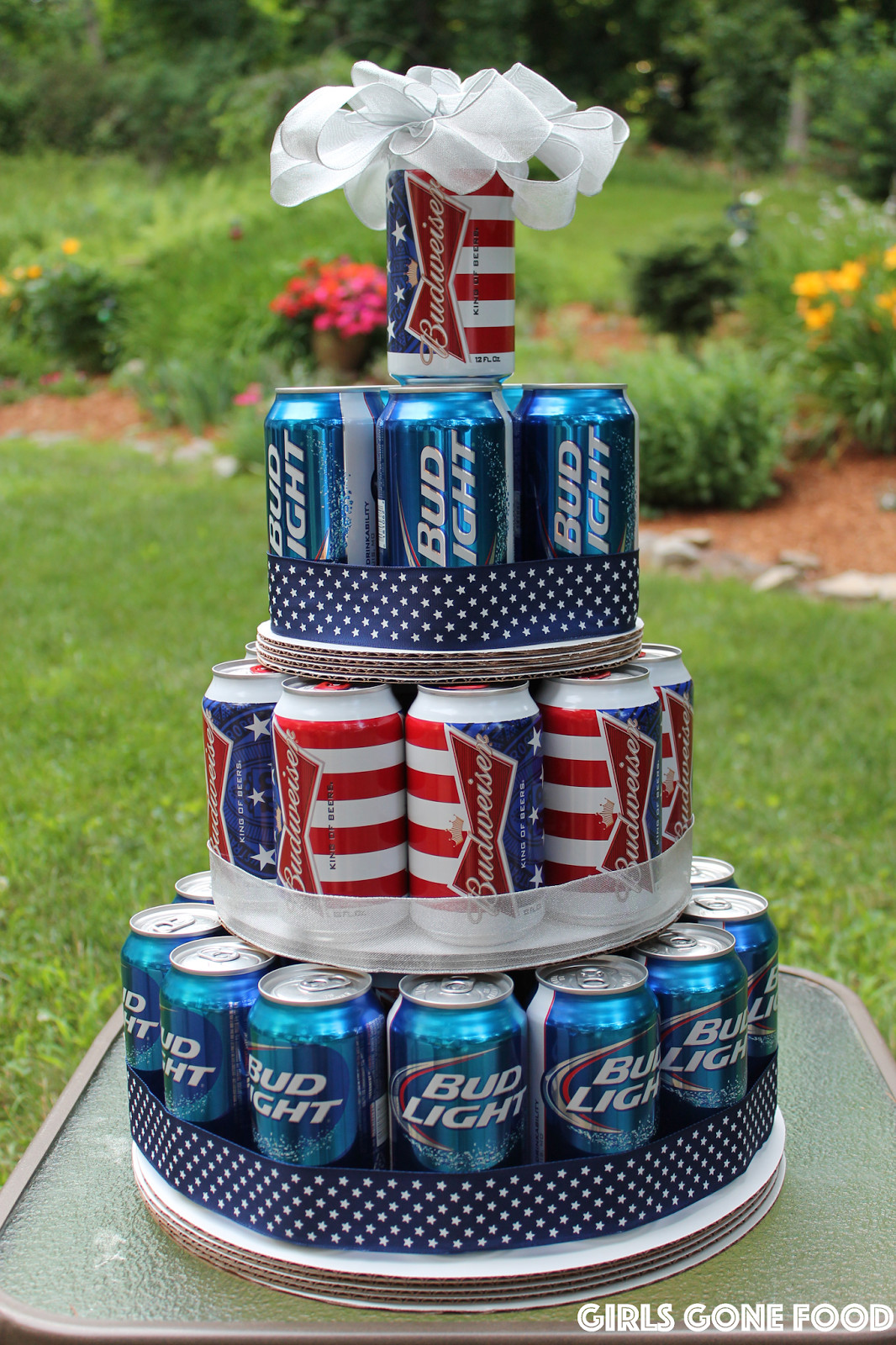 Best ideas about Birthday Beer Cake . Save or Pin girlsgonefood Beer Cake Now.