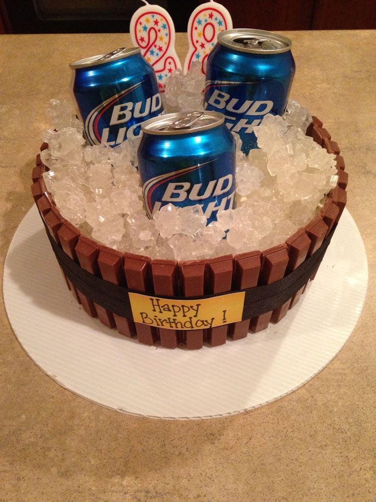Best ideas about Birthday Beer Cake . Save or Pin The 25 best Beer cakes ideas on Pinterest Now.