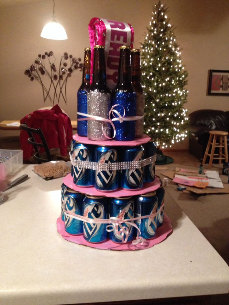 Best ideas about Birthday Beer Cake . Save or Pin 17 Best images about Alex s 21 on Pinterest Now.