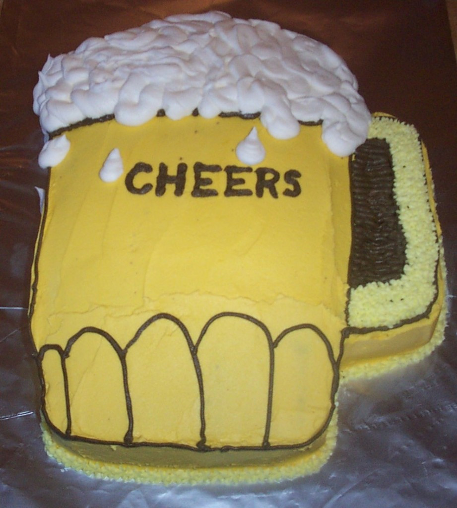 Best ideas about Birthday Beer Cake . Save or Pin Beer Mug Cakes – Decoration Ideas Now.