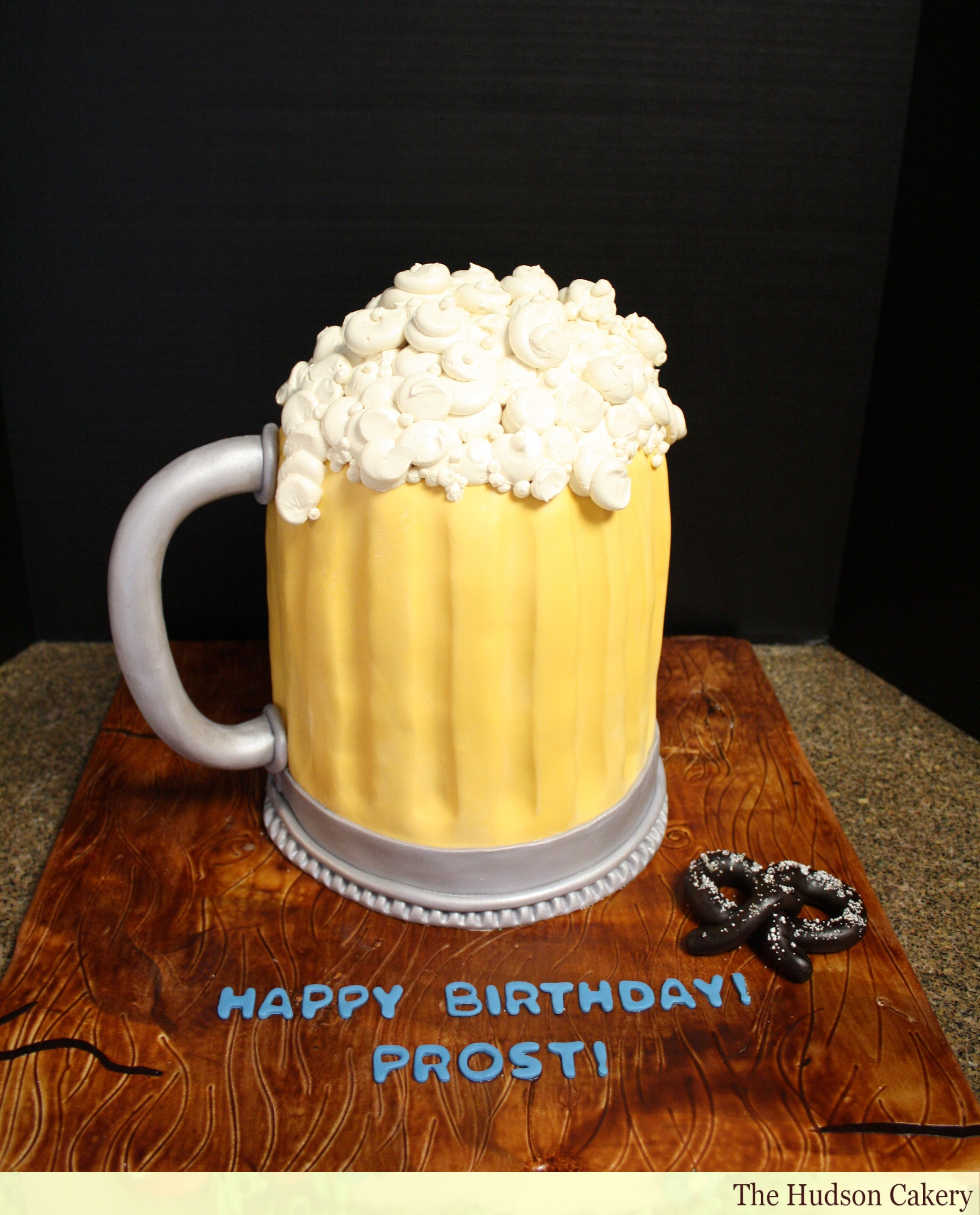 Best ideas about Birthday Beer Cake . Save or Pin Beer Mug Birthday Cake Now.
