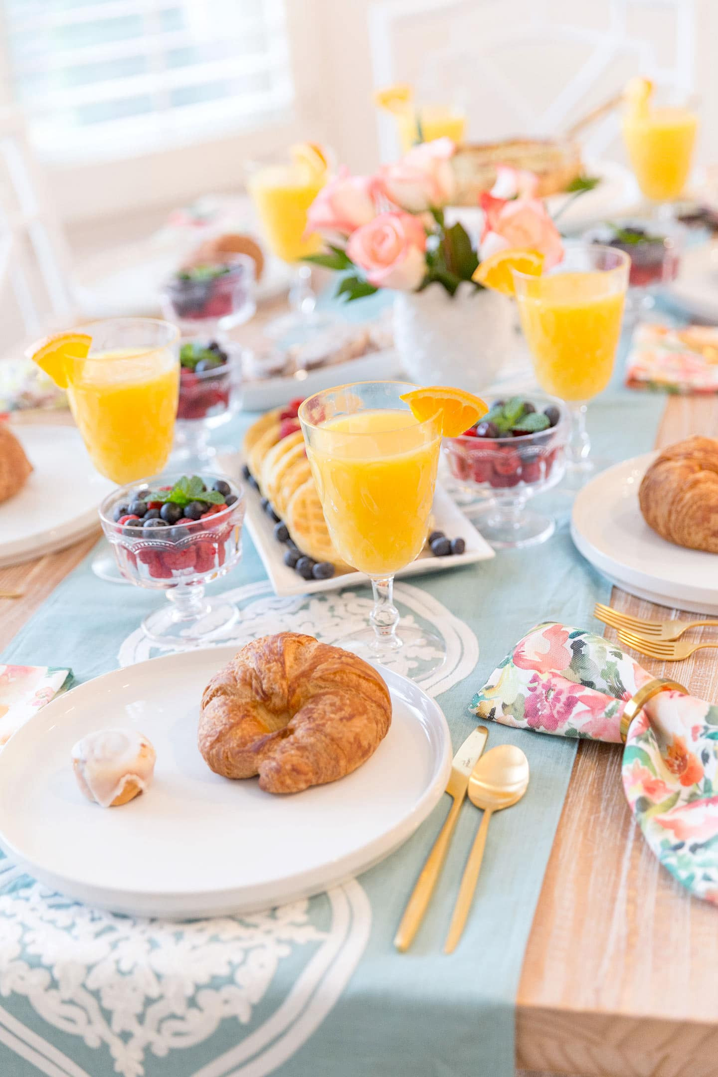 Birthday Brunch Ideas  The Secret to Hosting an Effortless Brunch