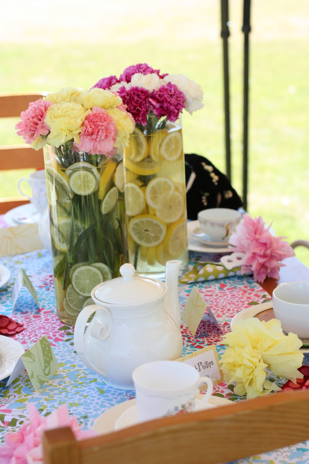 Birthday Brunch Ideas  Kara s Party Ideas Mother Daughter Tea Party 3rd Birthday