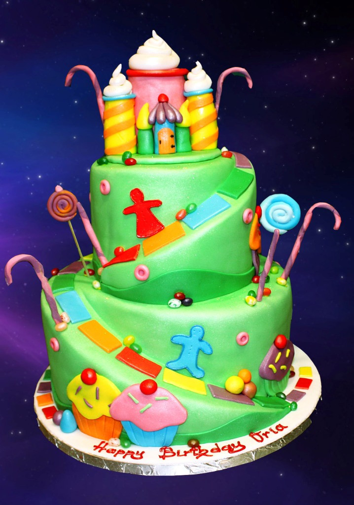 Birthday Cake For Boys  Birthday Cake Ideas For Your Little es – VenueMonk Blog