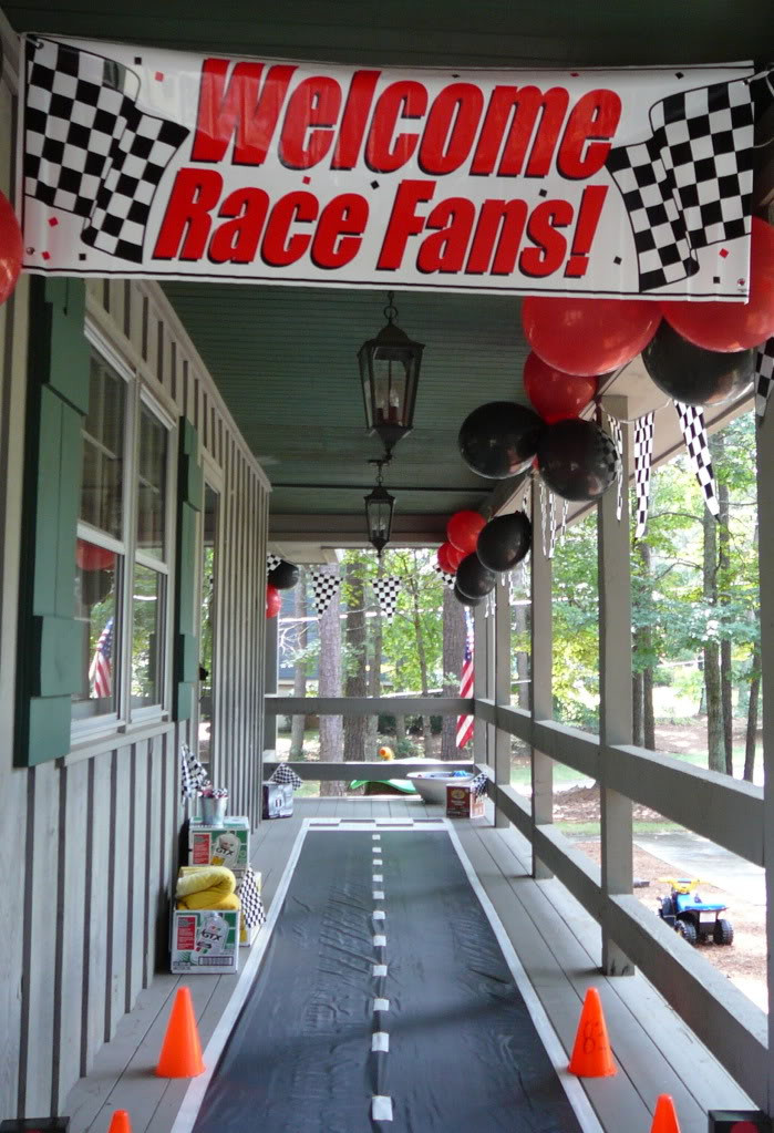 Best ideas about Birthday Car Decorations . Save or Pin Disney Cars Birthday Party Ideas Now.