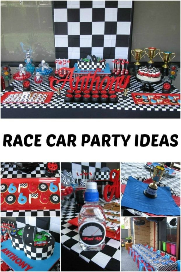 Best ideas about Birthday Car Decorations . Save or Pin Race Car Cake Decorations Circuit Diagram Maker Now.
