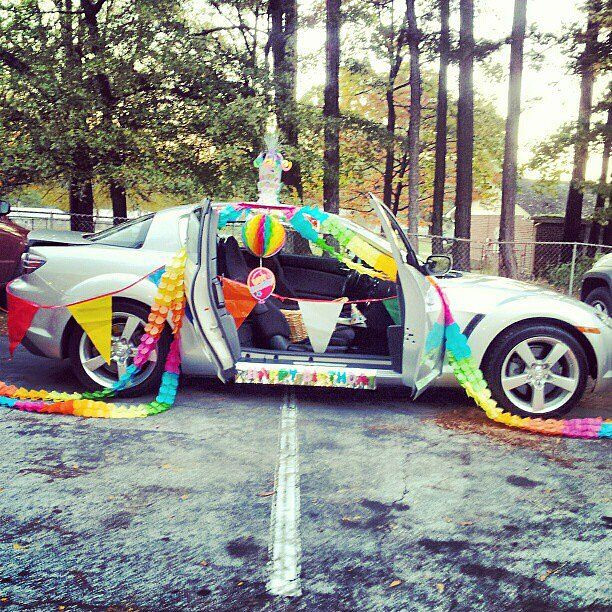 Best ideas about Birthday Car Decorations . Save or Pin 50 best Christian Trick or Trunk images on Pinterest Now.