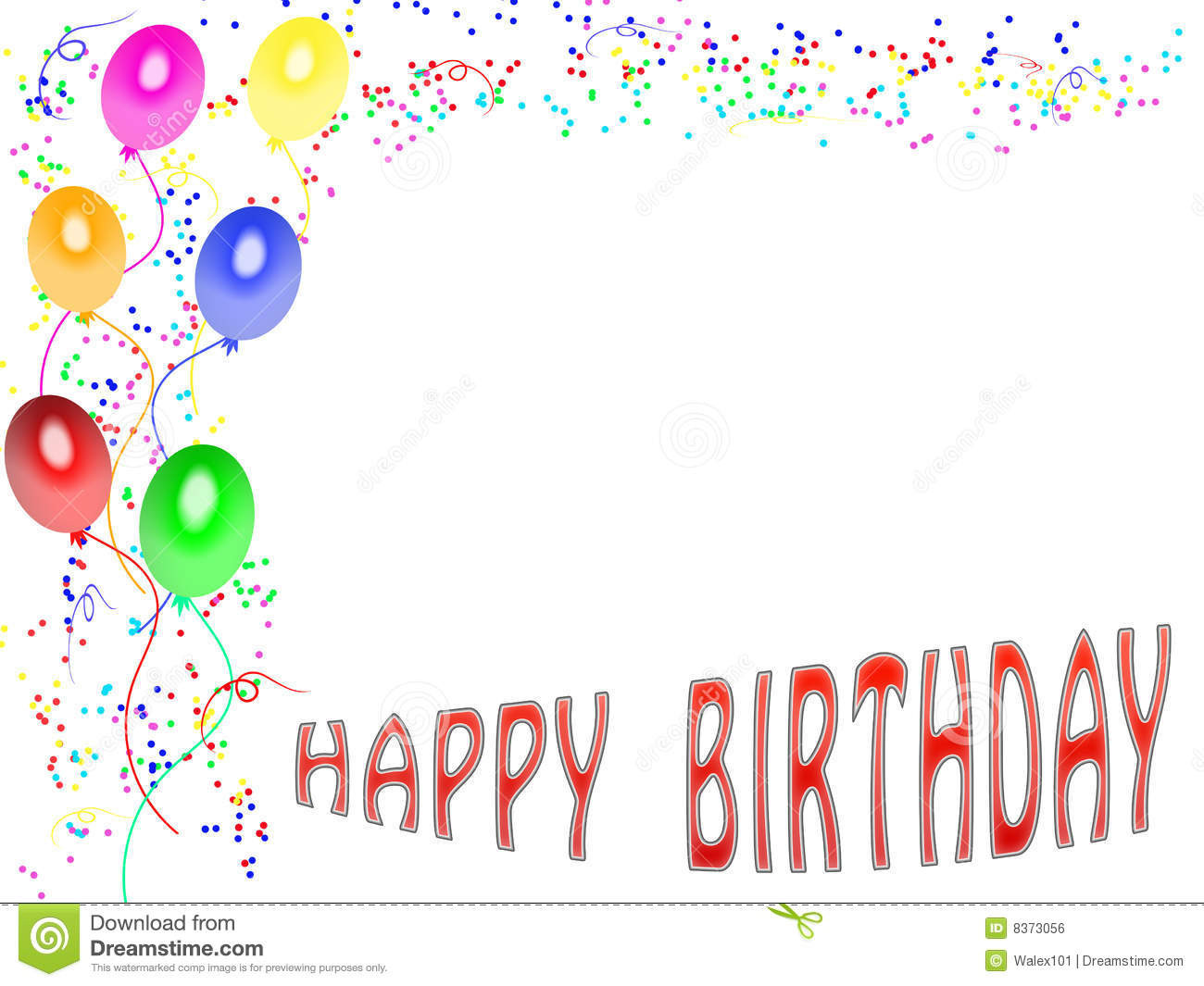 Best ideas about Birthday Card Template . Save or Pin Happy Birthday Card Template intended for Happy Birthday Now.